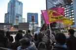 「野田(首相)、聞いてるかあ」。普通の人たちが原発再稼働に前のめりになる政府に対して怒りを露わにした。=29日夕、首相官邸前。写真:筆者撮影=